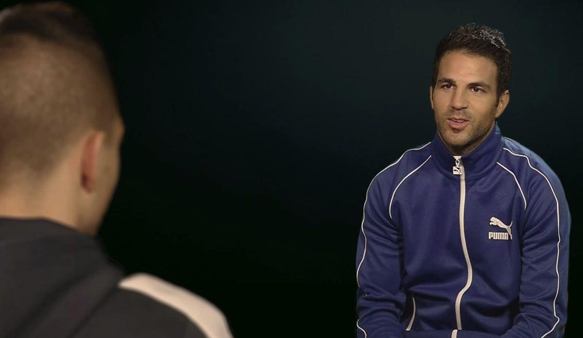 Fabregas vs Verratti video intervista