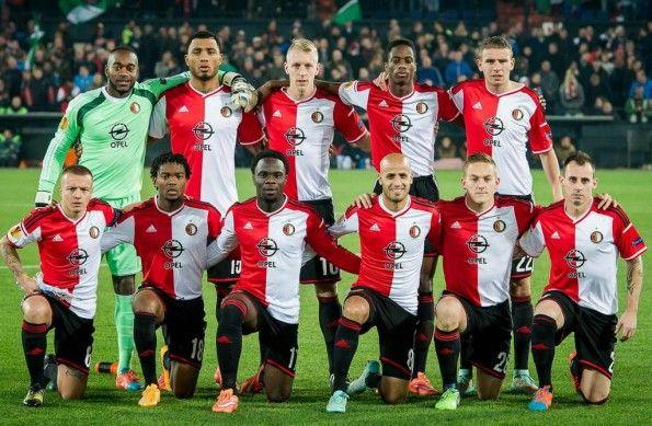 Feyenoord kit adidas 2014-2015