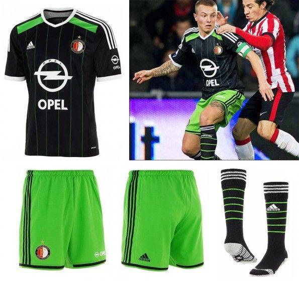 Feyenoord away kit 2014-2015