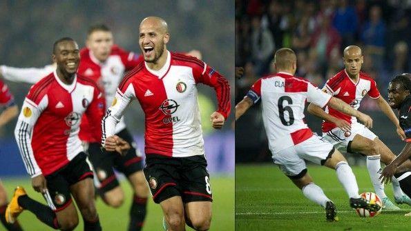 Divisa Feyenoord 2014-15 Europa League
