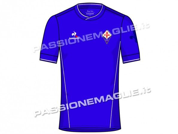 Fiorentina anteprima maglia 2015-16