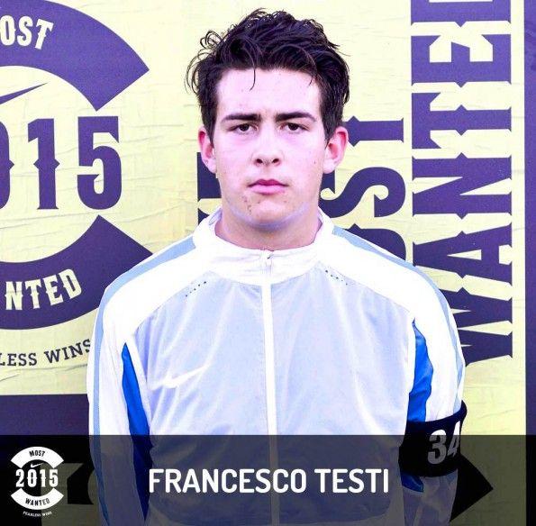 Francesco Testi - Nike Most Wanted