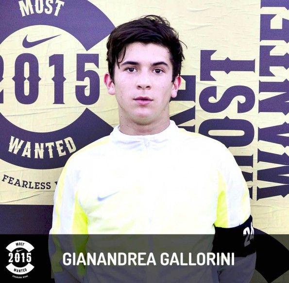 Gian Andrea Gallorini - Nike Most Wanted