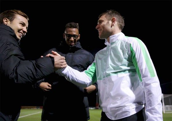 Gotze Boateng e Milner