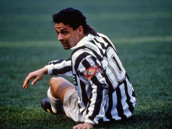 Juventus, numerazione, 1992-1993, Roberto Baggio