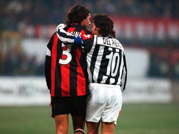 Juventus, numerazione, 2001-2002