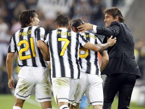 Juventus, numerazione, 2011-2012
