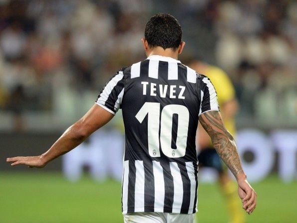 Juventus, nomi e numeri maglia 2013-2014