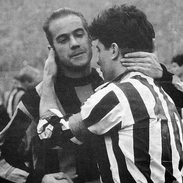 Juventus, numerazione, anni 1960