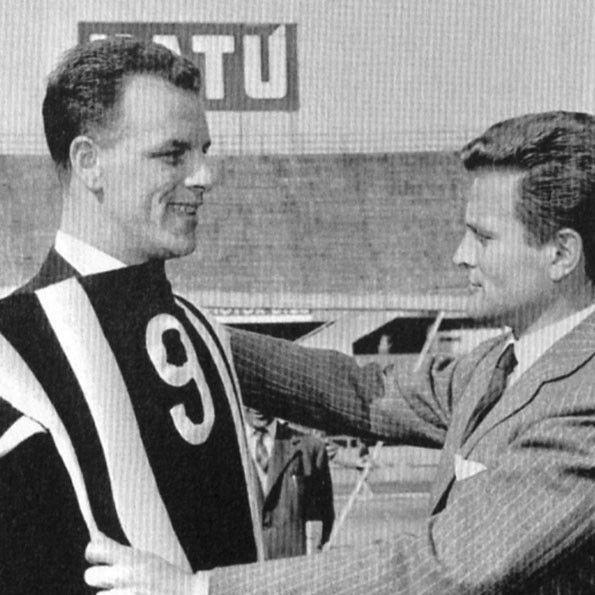 Juventus, numerazione, estate 1957