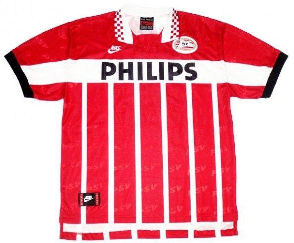 Maglia PSV Nike 1995-1996 home