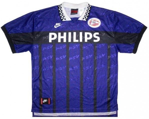 maglia trasferta PSV Nike 1995-1996