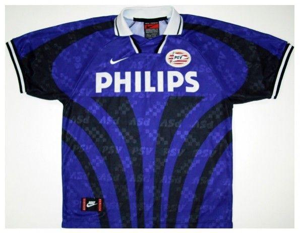 Seconda maglia PSV 1996-97 Nike