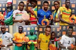 Maglie Coppa d'Africa 2015