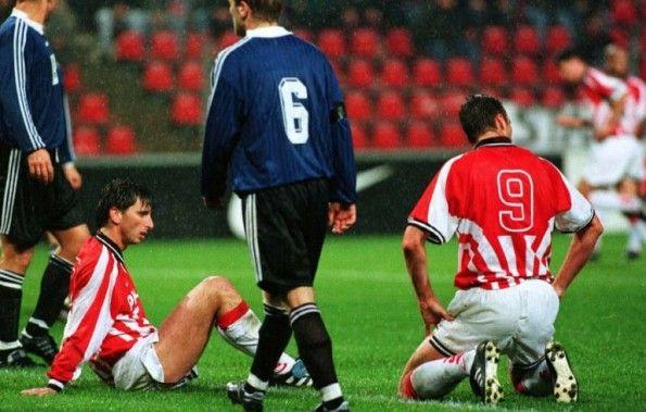 Font numeri PSV Nike 1996-97