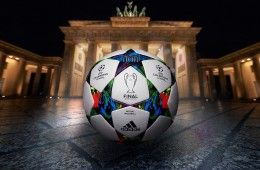 Pallone finale Champions League 2014-2015 Berlino