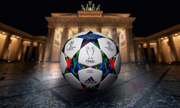 Pallone finale Champions League 2014-2015 Berlino