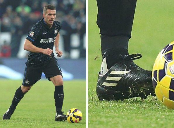 Podolski scarpe F50
