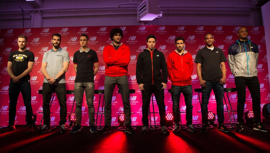 Presentazione New Balance Football a Londra
