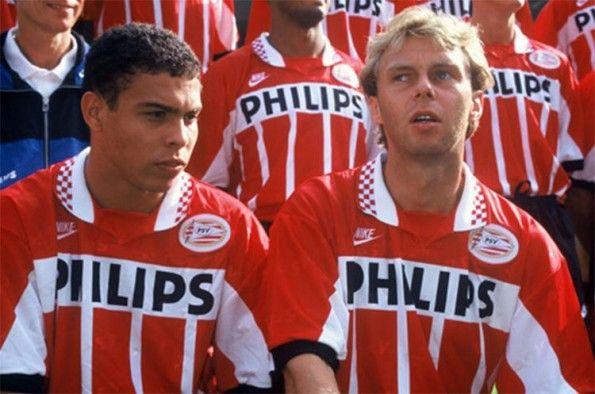 Maglia PSV 1995-96 la prima di Nike