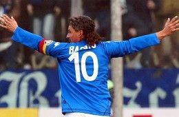 Roberto Baggio numero 10