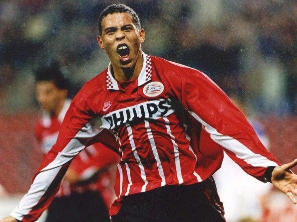 Ronaldo ai tempi del PSV Eindhoven