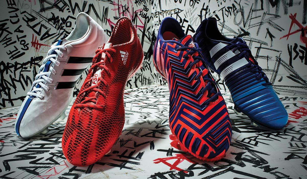 Scarpe adidas F50, Predator, Nitrocharge, 11Pro, 2015