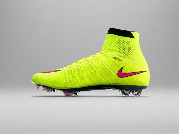 Scarpe Nike Mercurial Superfly gialle Highlight Pack