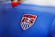 Stemma US Soccer maglia away Stati Uniti