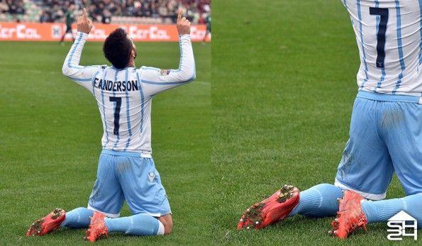 Felipe Anderson (Lazio) - adidas F50 adizero #therewillbehaters