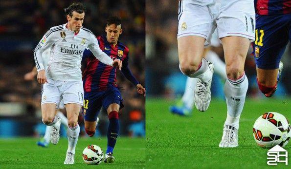 "Gareth Bale (Real Madrid) - adidas F50 adizero ""Champions League"""