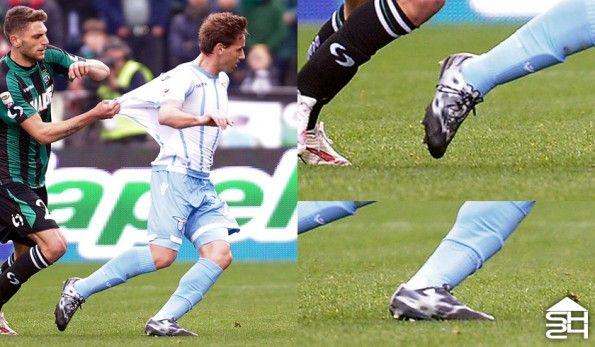 Biglia (Lazio) - adidas F50 adizero #therewillbehaters