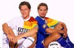 Le due divise del Bochum 1997-1998