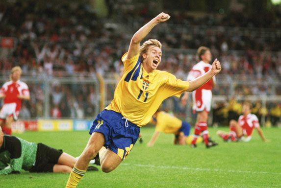 Brolin Svezia-Danimarca 1992