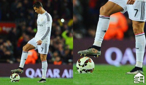 "Cristiano Ronaldo (Real Madrid) - Nike Mercurial Superfly IV ""Silverware"""