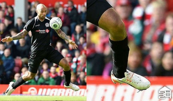 Thierry Henry (Liverpool All Stars) Puma King