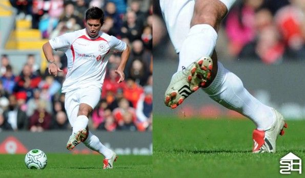 Harry Kewell (Liverpool All Stars) adidas Predator Mania