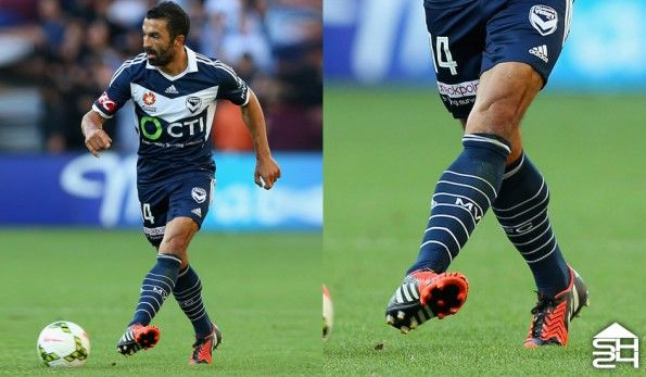 Ben Khalfallah (Melbourne Victory) - adidas Predator Instinct