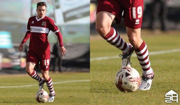 "Lawson d'Ath (Northampton) adidas F50 Messi ""Pibe de Barr10"""