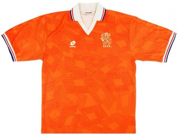 Maglia Lotto Olanda 1991-1992