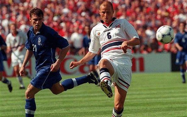 Italia-Norvegia mondiali 1998