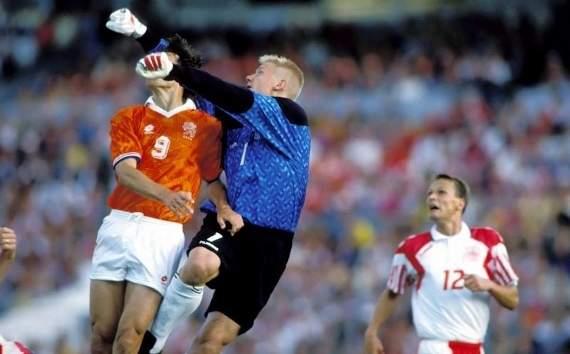 Schmeichel Danimarca Euro '92