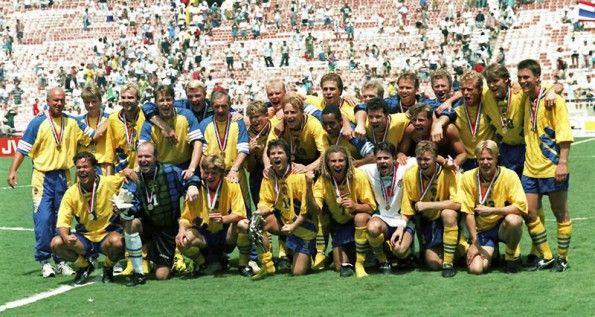 Svezia 1994 mondiali USA