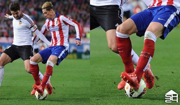 Fernando Torres (At. Madrid) adidas F50 adizero