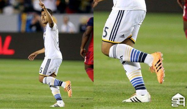 Josè Villareal (LA Galaxy) adidas 11Pro