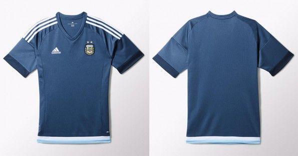 Seconda maglia Argentina 2015-2016