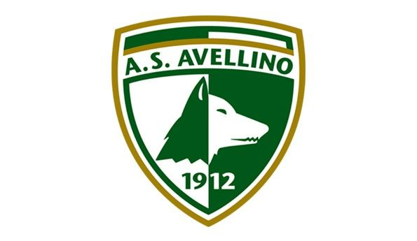 Lo stemma dell'Avellino dopo la rifondazione