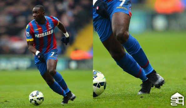 Yannick Bolasie (Crystal Palace) - Nike Mercurial Superfly CR7 Custom