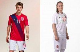 Norvegia kit 2015-2016
