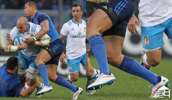 Gael Fickou (France Rugby) - Nike Hypervenom Phantom #shinethrough